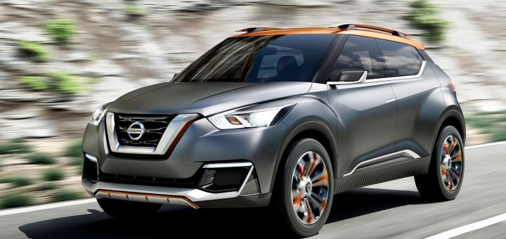Nissan'ın yeni SUV'u Kicks