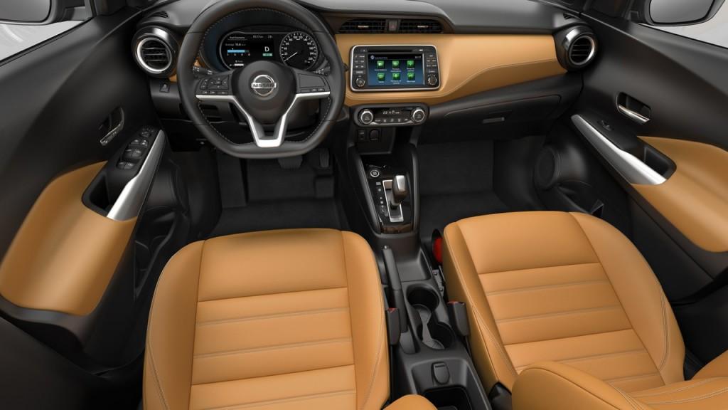 Nissan Kicks İç Tasarım