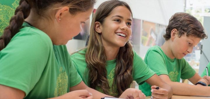 Apple ABD'de çocuklar için kamp düzenliyor