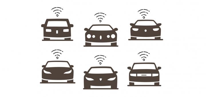 Arabalar telefonlardan daha çok hücresel ağa bağlandı