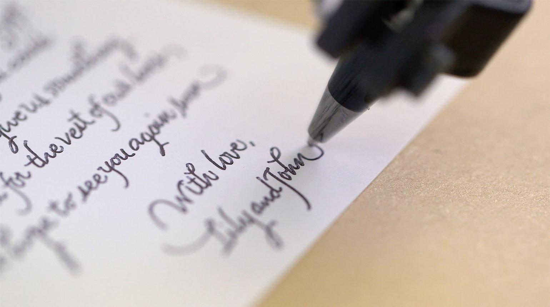 Kendi el yazınızı font yapın - BT Magazin