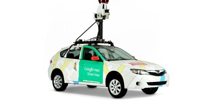Google Street View Hindistanda Yasaklandı