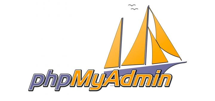 phpMyAdmin güvenlik testini geçti
