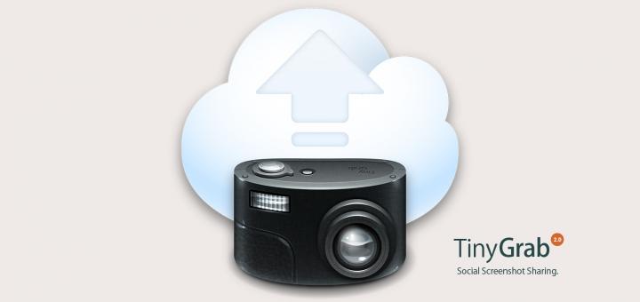 Tiny Grab ile ekran çıktınızı anında buluta gönderin