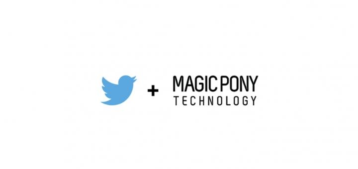 Twitter Magic Pony'i satın aldı