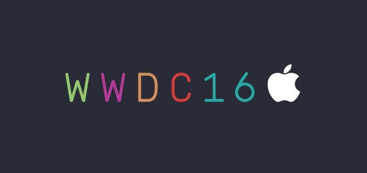 Apple WWDC 16 etkinliği