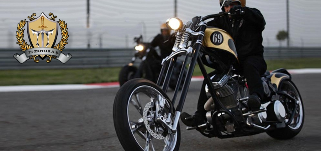 TT Motor AŞ Yerli Motosiklet