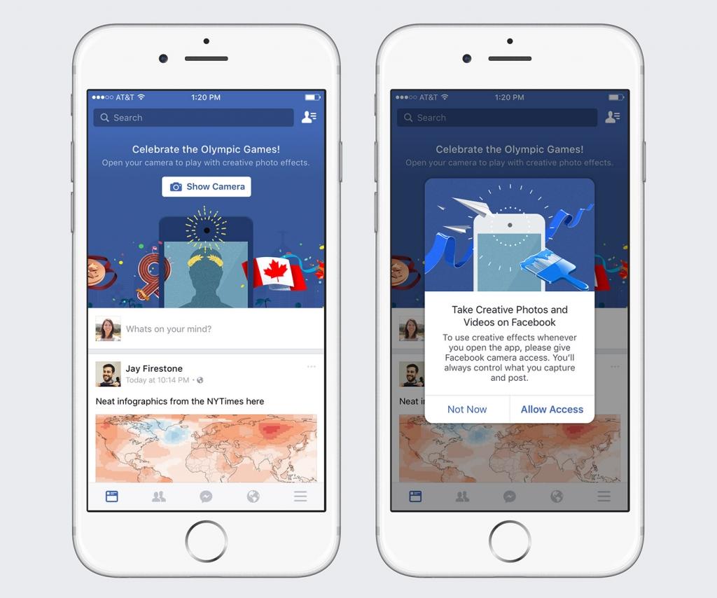 Facebook Efetkleri