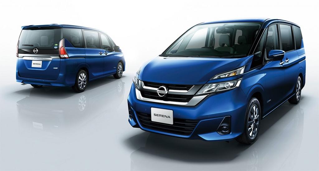 ProPilot özellikli Nissan Serena ülkemizde satılmıyor