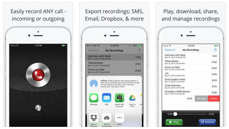 iPhone Ekran Görüntüleri