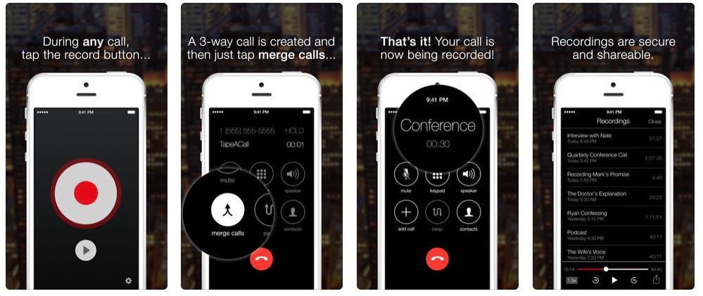 iPhone Arama Kaydetme Uygulamaları Görüşme Kaydetme | İdealKaynak